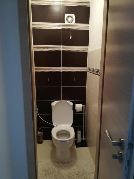 WC - Byt na pronájem Brno