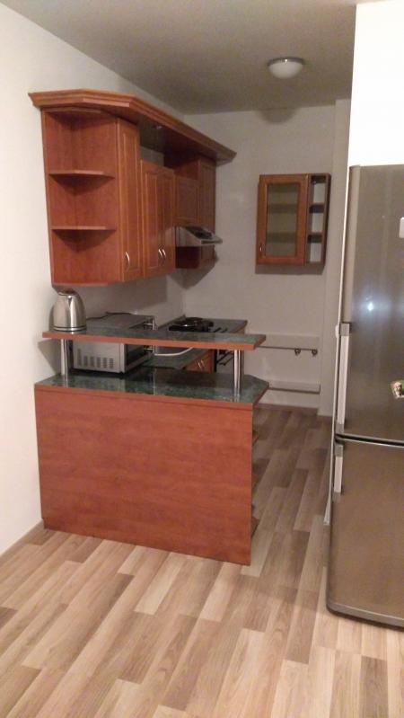 kuchyně - Byt k pronajmutí Praha