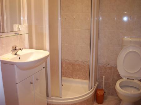 Koupelna+WC - Byt k pronájmu Brno