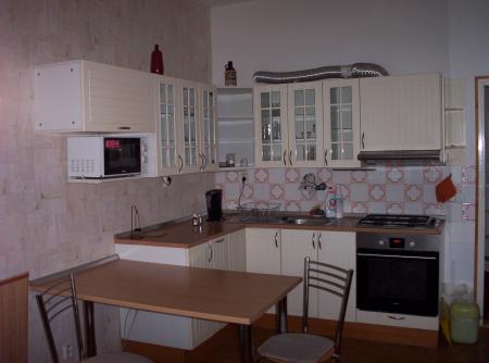 Kuchyňský kout - Byt k pronájmu Brno