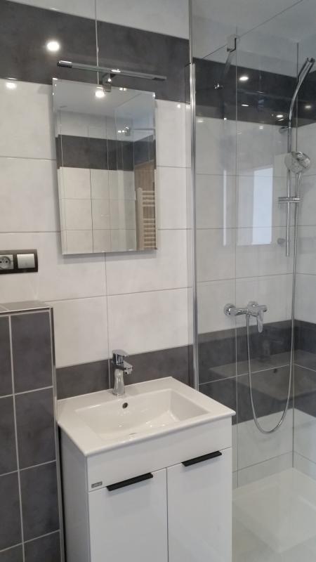 Koupelna - Byt k pronájmu Sokolov