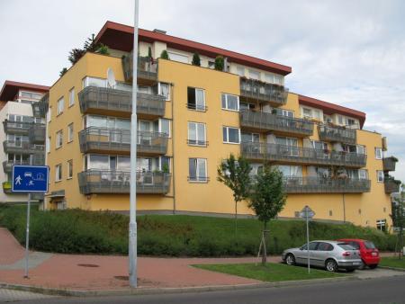 Dům z EXT - Pronájem bytu v Praze