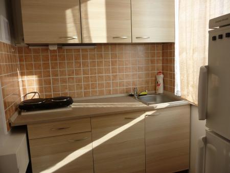 kuchyň - Byt k pronajmutí Praha
